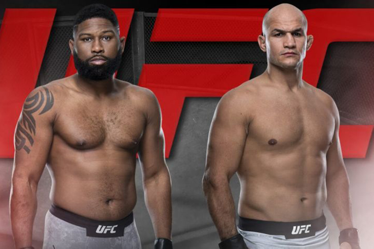 UFC Fight Night 166 Blaydes vs. Dos Santos